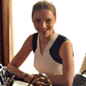 Актриса Екатерина Вилкова в сериале Отель Элеон