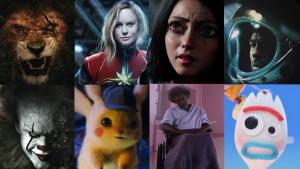 Кино 2019 года в лицах