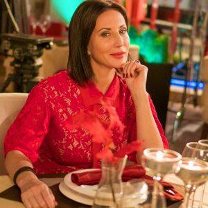 Всегда красивая Алика Смехова